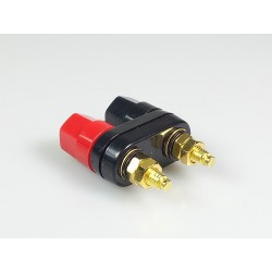 Connector Amplifier Terminal Binding Post Banana Speaker Plug Jack