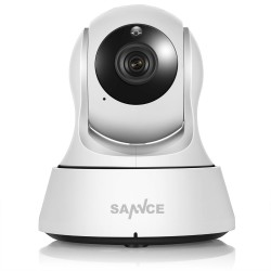 Camara para Bebè Wi-Fi Wireless Mini 720P
