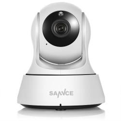 Wi-Fi Bezprzewodowa Mini 720P Noktowizor CCTV IP Kamera Monitor Dziecięcy