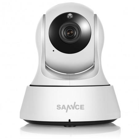 WLAN Drahtlos Mini 720P Nachtsicht CCTV IP Kamera Babyphone