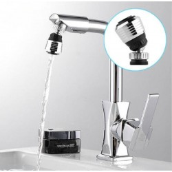 360 Obrotowy Kran Dysza Filter Adapter Dyfuzor Oszczędzania Wody