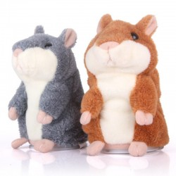 Speaking Talking Moving Hamster Sound Recording |