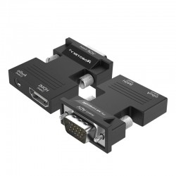 Robotsky HDMI zum VGA-Adapter-Digital-Inverter 1080p