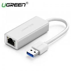 Oryginalny Ugreen USB 3.0 do RJ45 Karta Sieciowa Lan Ethernet Adapter