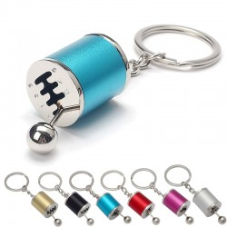 Car Gear Shift Keychain Keyring |