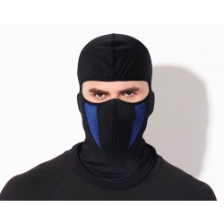 Tactical Airsoft Paintball Motorcycle Full Face Mask Balaclava