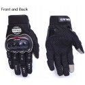 Motorcycle Touch Screen Breathable Protective Gloves