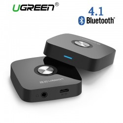 Receptor Audio Ugreen 4.1 Inalámbrico Bluetooth 35mm