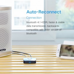 Ugreen Wireless Bluetooth 4.1 Stereo Audio Receiver 35mm |