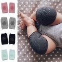 Baby Infant Soft Anti-slip Safety Crawling Elbow Knee Cotton Pads