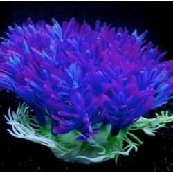 Akwariowa Dekoracja Sztuczna Plastikowa Roślina Trawa Wodna