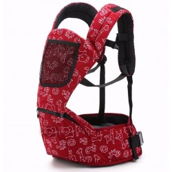 4 - 6 Months Front Back Adjustable Baby Carrier Backpack