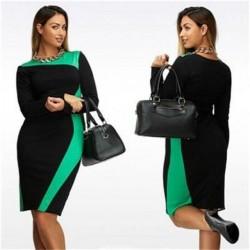 Vestido Elegante Plus Size