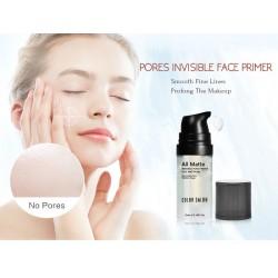 Naturalny Matowy Make Up Podkład Primer Baza Oil-control Kosmetyk Do Twarzy
