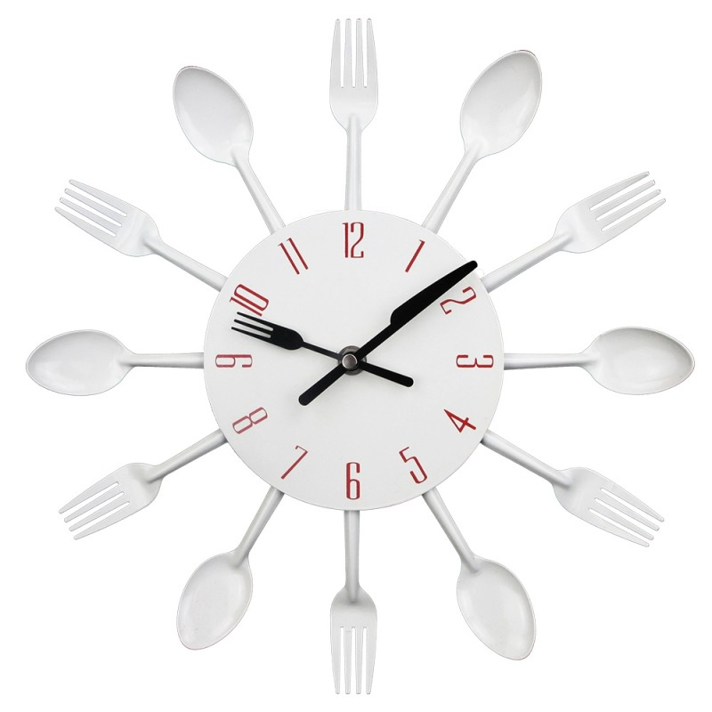 Orologio Moderno da Parete Cucina | Liquidazione -70%
