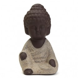 Mini Monk Statua Figurka Buddy