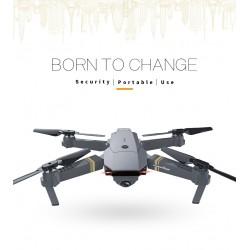 Drone Pliant Eachine E58 WIFI FPV 2MP Camera RC Quadcopter RTF