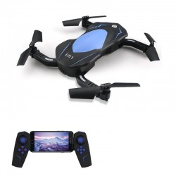 Eachine E51 WiFi FPV 720P Camera Pliable RC Quadcopter Drone RTF