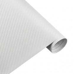 Adhesivo para Coche 3D de Vinilo Fibra de Carbono 30 * 127cm