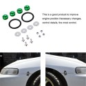 Car Quick Release Fasteners Bumpers Surrounds Reinforcement Ring