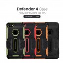 iPhone 7 - 7 Plus DEFENDER 4 Luxury TPU / PC Hybrid Slim Armor Cover Case