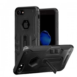 iPhone 7 - 7 Plus DEFENDER 4 Luxury TPU / PC Hybrydowa Cienka Obudowa Etui