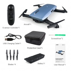 JJRC H47 inklapbaar RC Drone Quadcopter - HD Camera