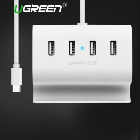 Ugreen USB C HUB 4 Ports Super Speed Interface Splitter