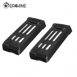 Eachine E58 WiFi FPV RC Quadcopter Spare Parts 37V 500MAH Lipo Battery Rechargeable For RC Drone Re