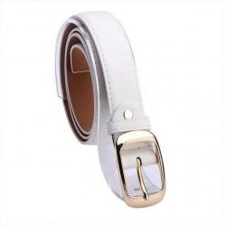 Mode Metallschnalle Ledergürtel