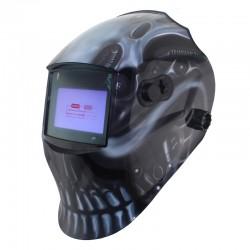 RoboSkull Solar Automatisch Dimmen Zelfdimmende Lashelm