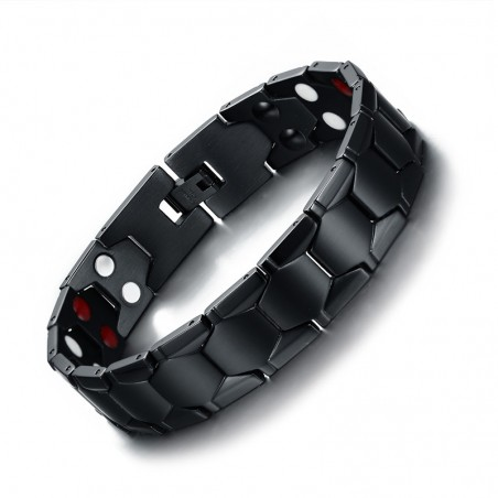 Magnetic Therapy Stainless Steel Bracelet