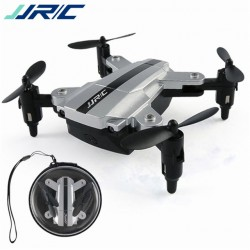 Drone Mini Plegable JJRC H54W E-Fly WiFi FPV 480P Cámara Altitude Hold RC Quadcopter BNF