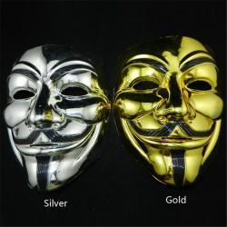 Anonimowy Facet Halloween Bal Maskowy Maska Na Twarz