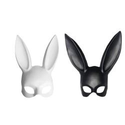 Konijnenoren Halloweenmasker