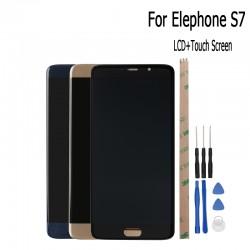 Elephone S7 Origineel LCD Beeldscherm + Touch Screen + Gereedschap