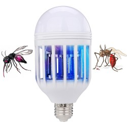 Làmpara anti mosquitos 15W LED