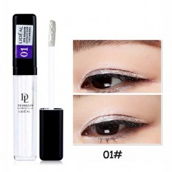 Long Lasting Waterproof Metallic Eyeshadow Liquid Glitter