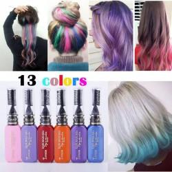 Długotrwały Pigment Maskara Do Farbowania Włosów