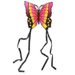 Motyl - latawiec - łatwy do latania