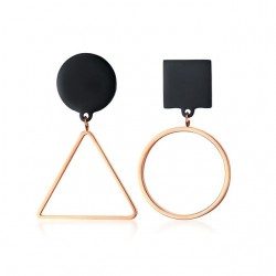 Aretes geométricos asimétricos