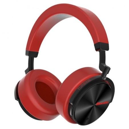 Auriculaires Noise Cancelling avec microphone Bluedio T/5 Bluetooth