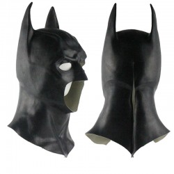 Màscara Batman de latex Halloween