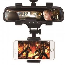 Soporte para Retrovisor iPhone Samsung GPS Smartphone