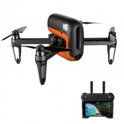 Drone con videocamera Wingsland M5 Brushless GPS WIFI FPV 720P RC RTF