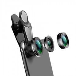 iPhone X 8 7 Xiaomi Szeroki Kąt Obiektyw Aparatu Zestaw