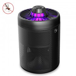 Làmpara anti mosquitos USB Smart LED UV