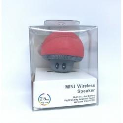 Mini altavoz waterproof Bluetooth hongo wireless