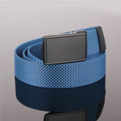 Nylon Strap Automatic Buckle Belt 120cm