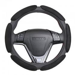 Couvercle de volant de voiture antidérapant